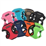 Soft Dog Harness C, BowWowsBest.com, Dog Harnesses, harnesses for dogs, adjustable dog harness, Puppia, dog harness