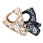 Botanical Dog Harness B, BowWowsBest.com, Dog Harnesses,  Puppia, dog harness, harness vests for dogs