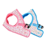 Wildflower Dog Harness B, BowWowsBest.com, Dog Harnesses,  Puppia, dog harness, harness vests for dogs