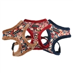 Gianni Dog Harness A, BowWowsBest.com, Dog Harnesses, harnesses for dogs, adjustable dog harness, Puppia, dog harness