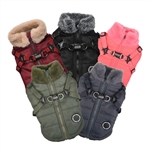 Donavan Dog Vest, dog coats, big dog coats