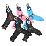 Soft Dog Harness X, BowWowsBest.com, Dog Harnesses, step-in harnesses for dogs, adjustable dog harness, Puppia Life