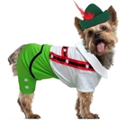 Alpine Boy Halloween Dog Costume