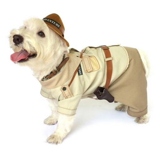 ... designer dog costumes · Larger Photo Email A Friend  sc 1 st  BowWowsBest & Indiana Bones Dog Costume from BowWowsBest.com   The best in ...