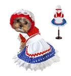 Ragdoll Girl Halloween Dog Costume