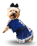 Alice Halloween Dog Costume, halloween dog dresses
