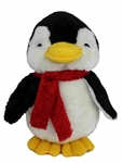 Christmas Penguin Dog Toy, dog toys
