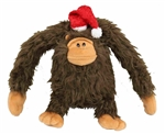 Christmas Gorilla Dog Toy, dog toys
