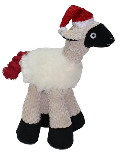 christmas sheep dog toy dog toys larger photo email a friend