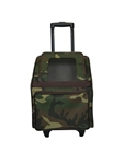 Dog Carriers on Wheels Rio Camo